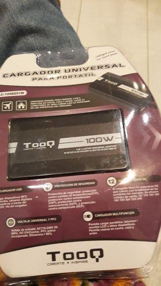 cargador universal pc