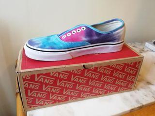 Vans Tye Dye Pink/Blue