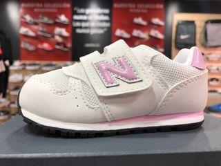 zapatillas bebé niña new balance