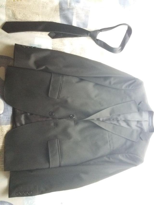 Traje Zara negro