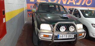 Mitsubishi L 200 2002