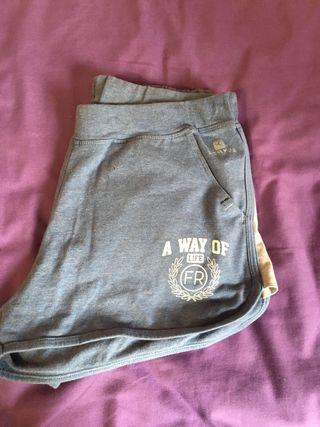 Pantalón corto de chándal