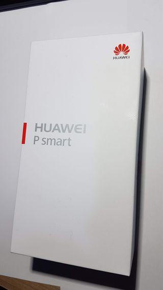 Huawei P Smart color negro - nuevo sin estrenar -