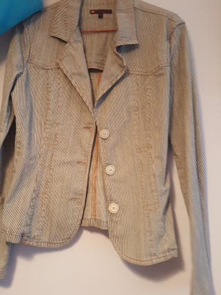 chaqueta elástica