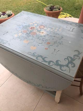 mesa terraza comedor