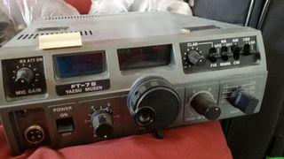 Emisoras radio aficionado