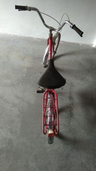 bici de paseo BH