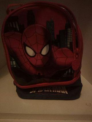 bolsa térmica marvel Spider-Man
