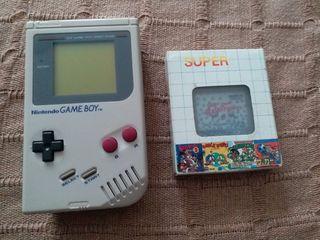 Consola Nintendo Gameboy Clasica