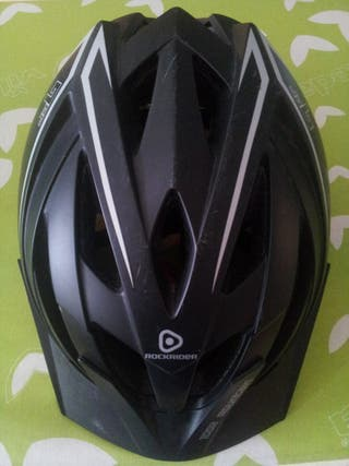 Casco para ciclista de bicicleta de montaña