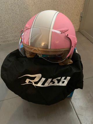 Casco rush chica