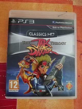 the jak and daxter trilogy hd