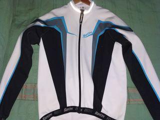 Chaqueta ciclismo invierno Santini