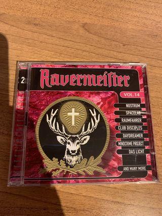 RAVERMEISTER 14 - RAVE - TECHNO TRANCE HARDCORE