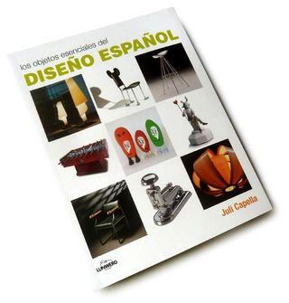 Libro DISEÑO ESPAÑOL SIGLO XX