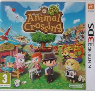 "JUEGO NINTENDO 3DS "" ANIMAL CROSSING"""