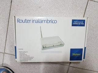 Se venden o cambian varios routers