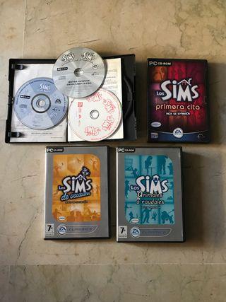 Juego Los Sims