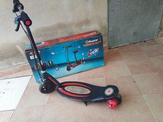 Patinete electrico Razor E100s