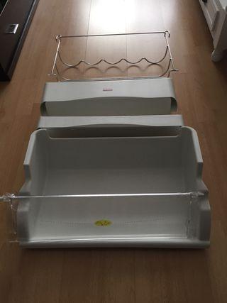 Cajones, baldas, etc frigorífico Fagor Innova