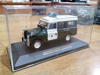Land Rover Santana. Guardia Civil 1978.