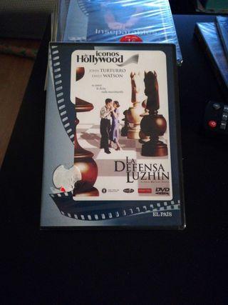 La defensa Luzhin DVD