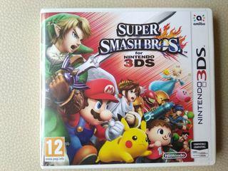 SUPER SMASH BROS,3DS