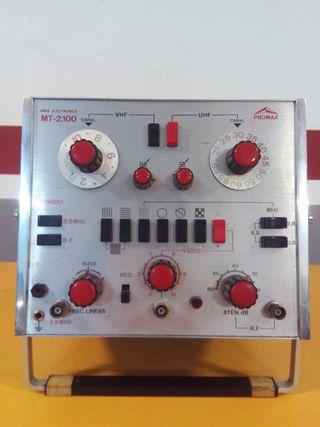 Generador de señales Promax MT-2.100