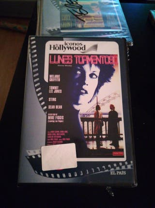 Lunes Tormentoso, DVD.