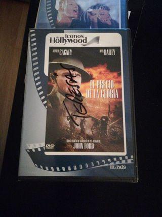 El precio de la gloria, DVD.
