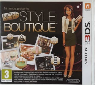 JUEGO NINTENDO 3DS NEW STYLE BOUTIQUE
