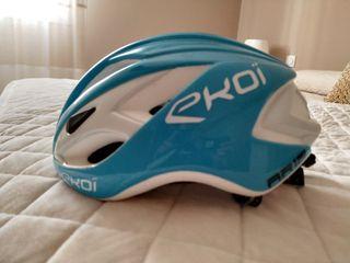 Casco Bicicleta Ekoi