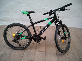 Bicicleta rockrider 700 24 pulgadas