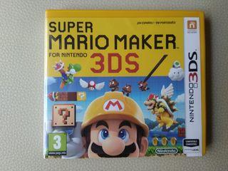SUPER MARIO MAKER,3DS