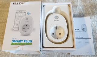 Enchufe Inteligente TP-Link HS110 Wi-Fi