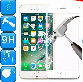 Protector Pantalla Cristal Templado IPhone 7/8 Plu