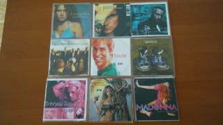 Pack cds de música vol 1