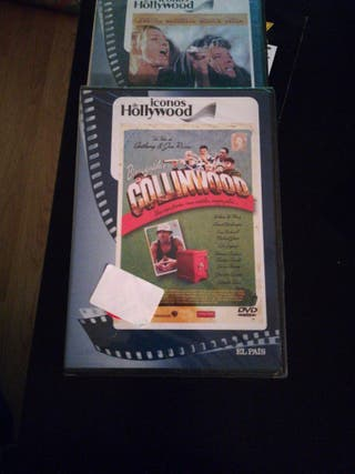Bienvenidos a Collinwood, DVD.