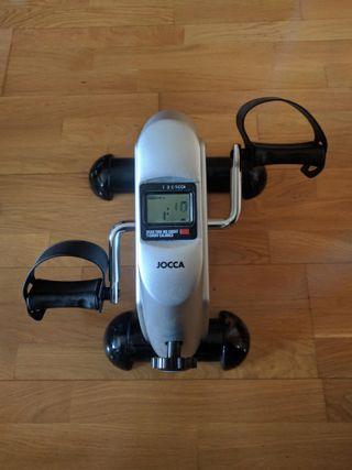 Maquina de pedalear