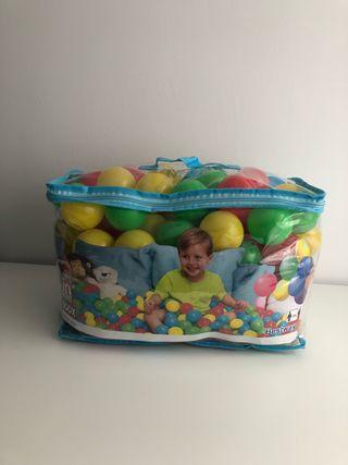 Bolas para parque infantil 6,5 cm
