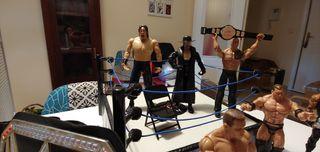 Muñecos WWE