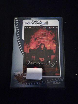 muerte de un ángel, DVD.
