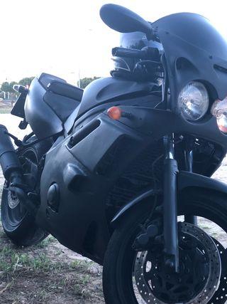 Yamaha génesis 600