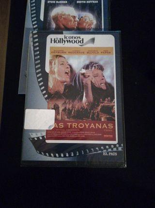 Las Troyanas, DVD.