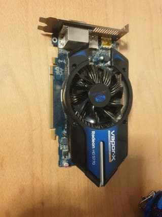Tarjeta grafica Radeon HD 5770