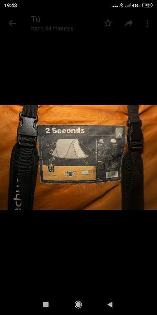 tienda de acampada 2 S