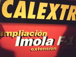 Scalextric Imola fórmula 1.