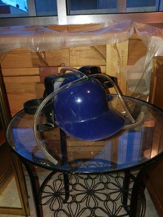 casco para latas