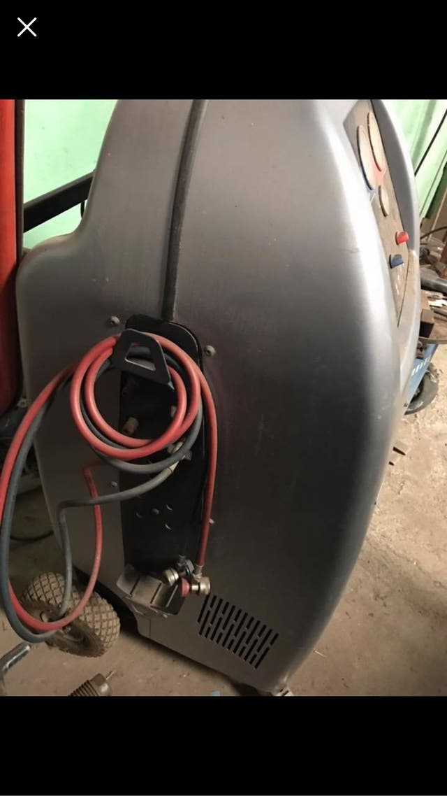 Maquina aire acondicionado seminueva 617819128