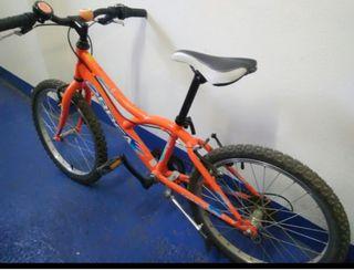 Bicicleta Orbea infantil